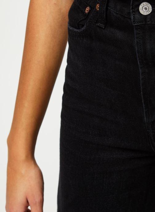 Vêtements Levi's Ribcage Wide Leg Jeans Noir vue face