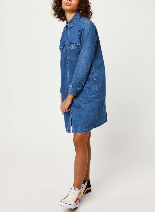 Vêtements Levi's Selma Dress Bleu vue bas / vue portée sac