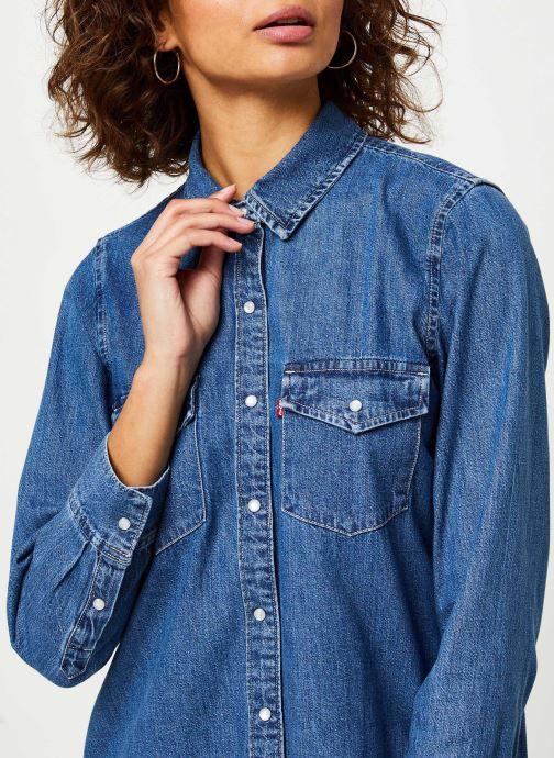 Vêtements Levi's Selma Dress Bleu vue face