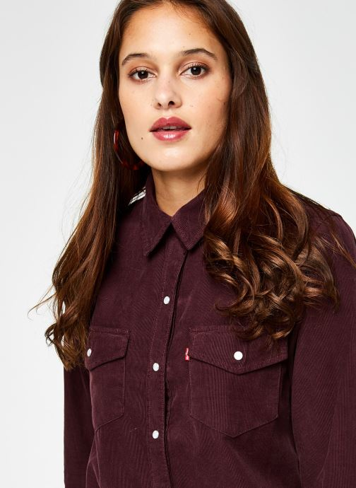 Vêtements Levi's Selma Dress Violet vue face