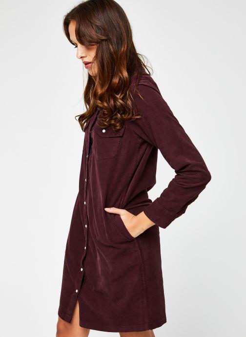 Vêtements Levi's Selma Dress Violet vue droite