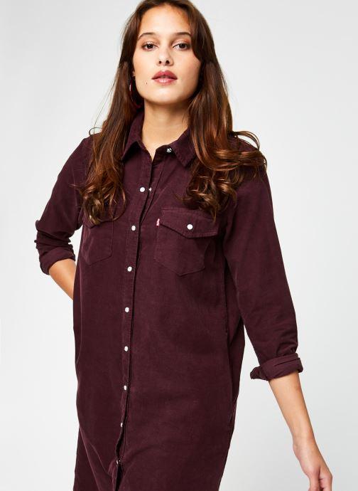Vêtements Levi's Selma Dress Violet vue détail/paire