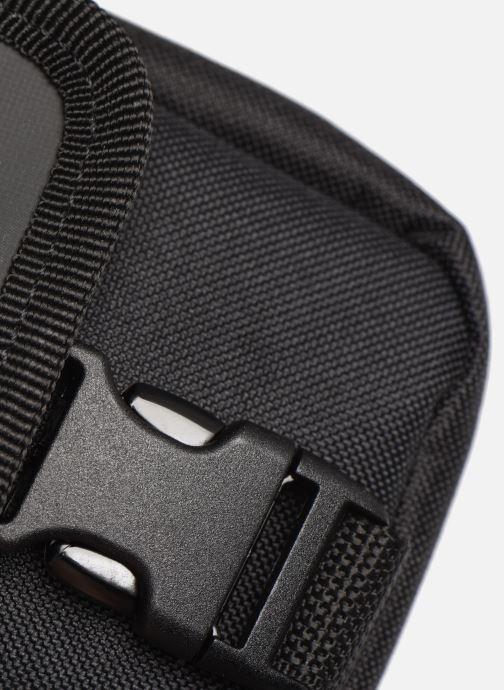 Herrentaschen adidas originals Map Bag schwarz ansicht von links