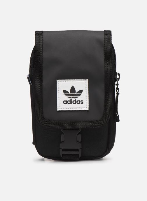 Sacs homme adidas originals Map Bag Noir vue détail/paire