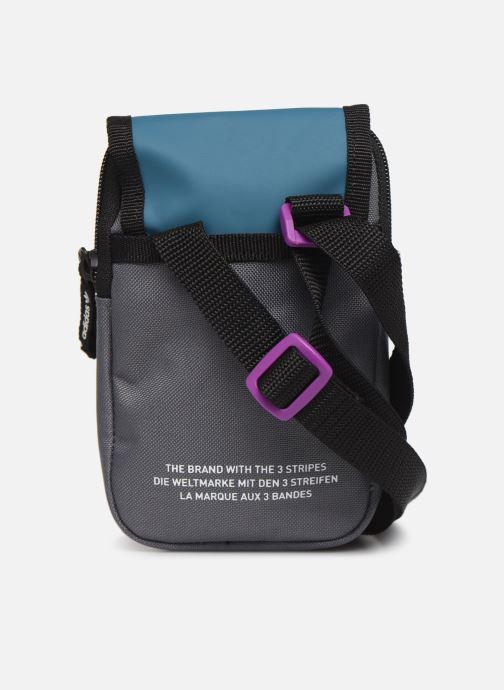Sacs homme adidas originals Map Bag Gris vue face