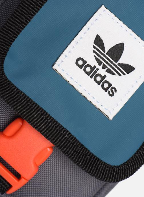 Sacs homme adidas originals Map Bag Gris vue gauche