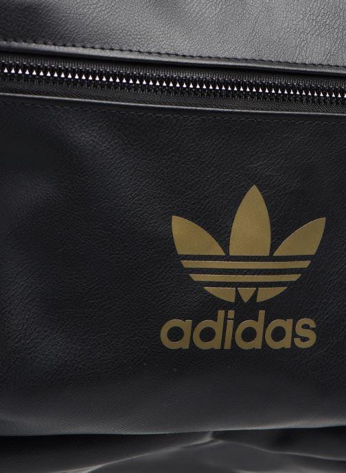 Sacs à dos adidas originals Pu Bp Noir vue gauche