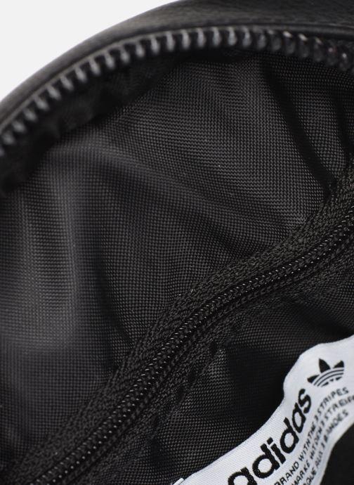 Marroquinería pequeña adidas originals Waistbag Round Negro vistra trasera