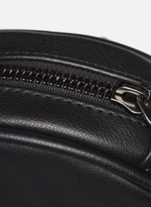 Pelletteria adidas originals Waistbag Round Nero immagine sinistra
