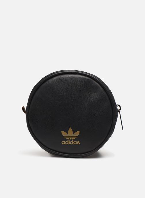 Sacs à main adidas originals Waistbag Round Noir vue détail/paire