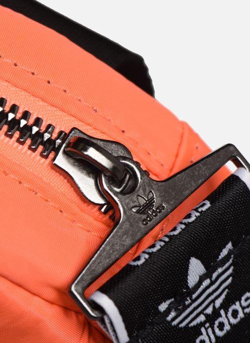 Bolsos de mano adidas originals Waistbag Round Rojo vista lateral izquierda