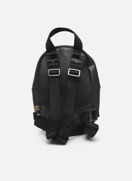 Zaini adidas originals Bp Mini Pu 2 Nero immagine frontale