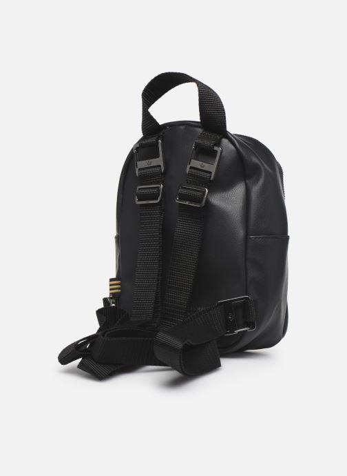 Sacs à dos adidas originals Bp Mini Pu 2 Noir vue droite