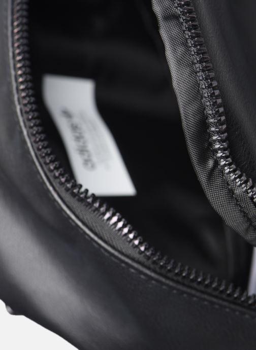 Rucksacks adidas originals Bp Mini Pu 2 Black back view