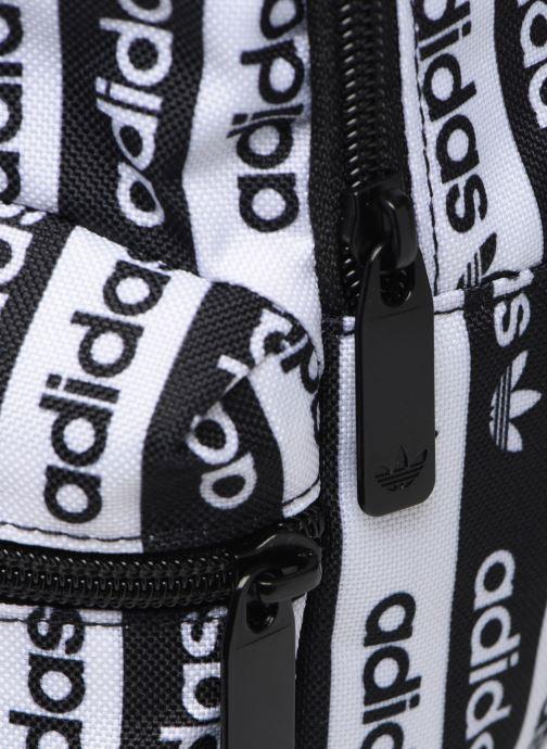Rugzakken adidas originals Ryv Bp Mini Wit links