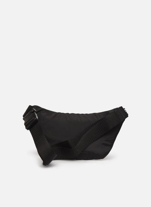 Marroquinería pequeña adidas originals Ryv Waistbag Negro vista de frente