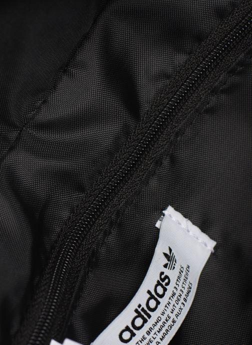 Kleine lederwaren adidas originals Ryv Waistbag Zwart achterkant