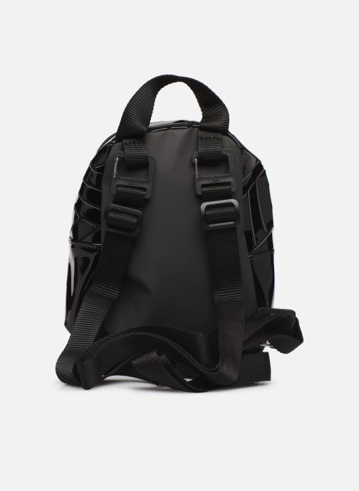 Mochilas adidas originals Bp Mini 3D Negro vista de frente
