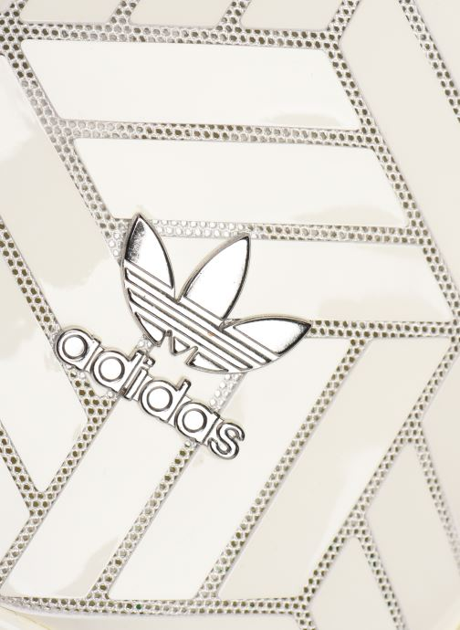 Mochilas adidas originals Bp Mini 3D Blanco vista lateral izquierda