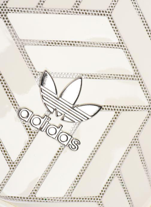 Zaini adidas originals Bp Mini 3D Bianco immagine sinistra