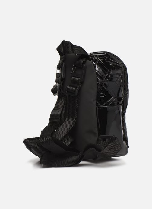 Rugzakken adidas originals Bp Mini 3D Zwart rechts