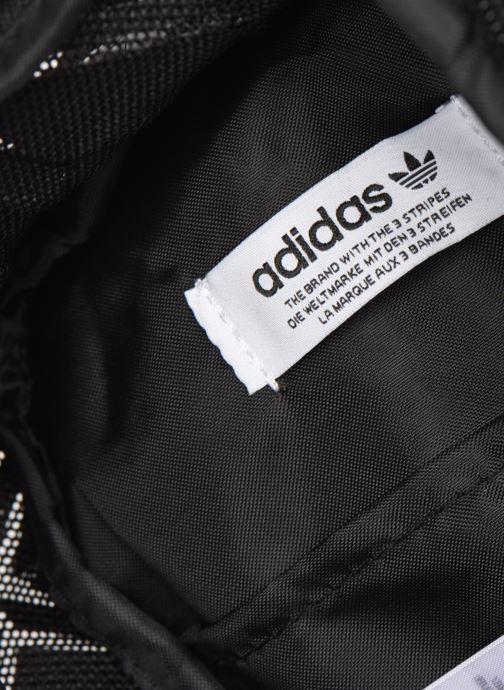 Rugzakken adidas originals Bp Mini 3D Zwart achterkant