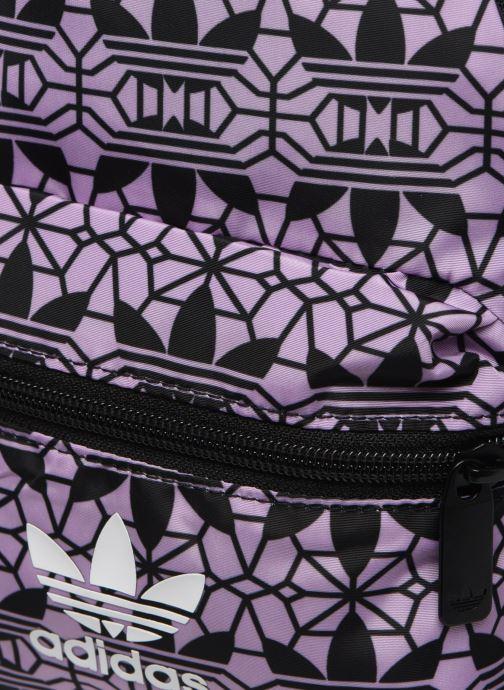 Sacs à dos adidas originals Mini Bp Gr Q1 Rose vue gauche