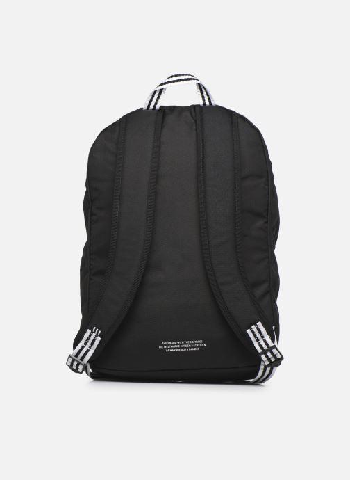 Rucksäcke adidas originals Sprt Backpack schwarz ansicht von vorne