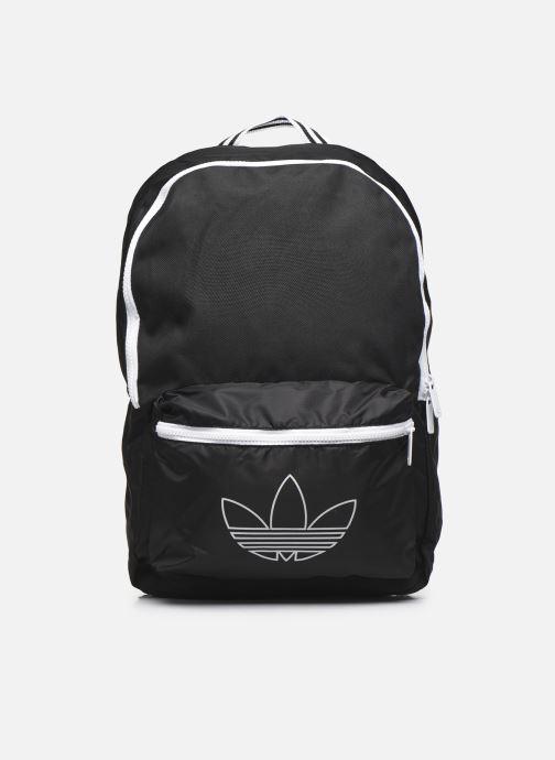 Mochilas adidas originals Sprt Backpack Negro vista de detalle / par