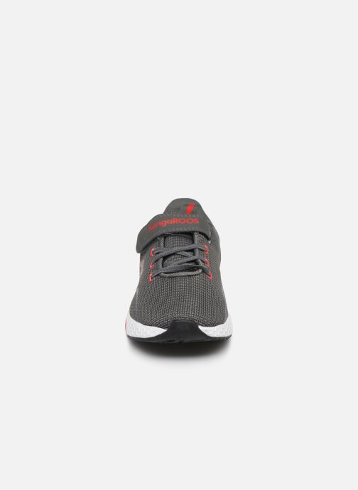 Sneakers Kangaroos Kadee Lite EV Grigio modello indossato
