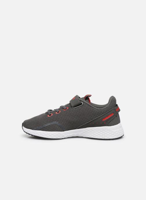 Sneakers Kangaroos Kadee Lite EV Grigio immagine frontale