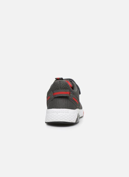 Sneakers Kangaroos Kadee Lite EV Grigio immagine destra