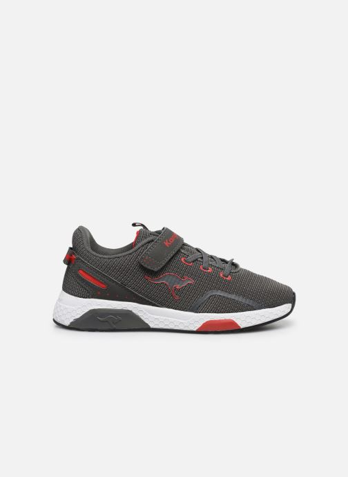 Sneakers Kangaroos Kadee Lite EV Grigio immagine posteriore