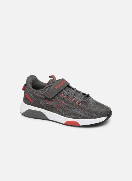 Sneakers Kangaroos Kadee Lite EV Grigio vedi dettaglio/paio