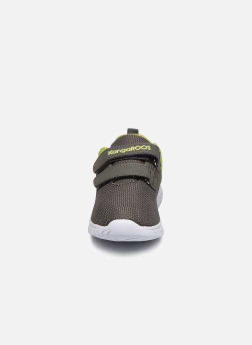 Baskets Kangaroos KI-Lite V Gris vue portées chaussures