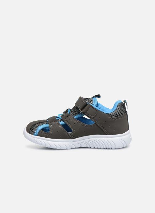 Sandali e scarpe aperte Kangaroos KI-Rock Lite EV Grigio immagine frontale