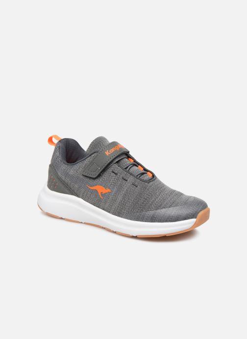 Sneakers Kangaroos KB-Hook EV Grå detaljeret billede af skoene