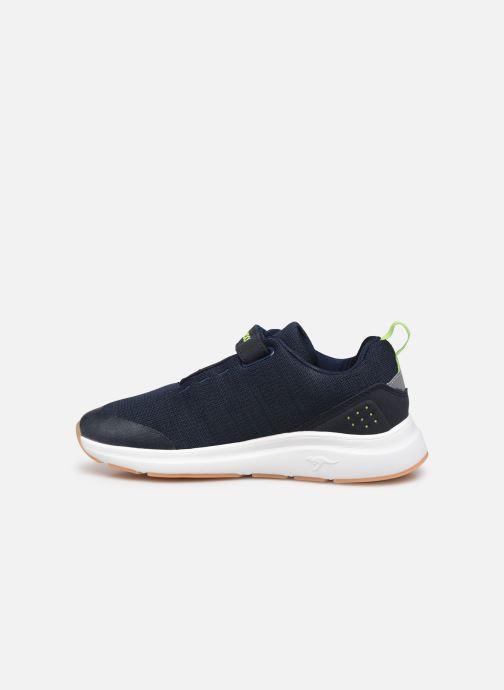 Sneaker Kangaroos KB-Hook EV blau ansicht von vorne