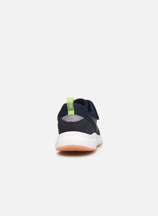 Sneaker Kangaroos KB-Hook EV blau ansicht von rechts
