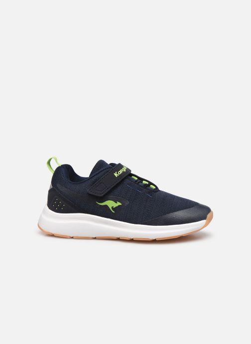Sneaker Kangaroos KB-Hook EV blau ansicht von hinten
