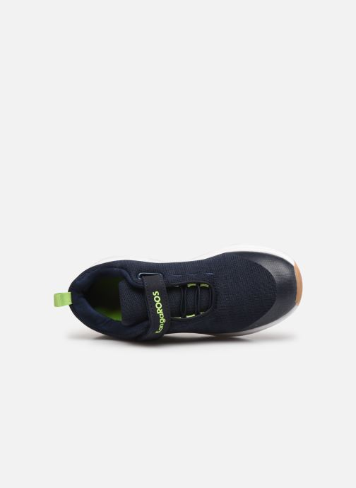 Sneaker Kangaroos KB-Hook EV blau ansicht von links