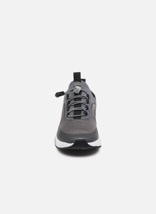 Baskets Kangaroos Kadee Bop Gris vue portées chaussures