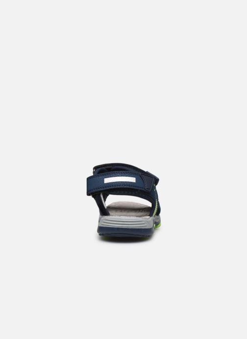Sandales et nu-pieds Kangaroos K-Celtic Bleu vue droite