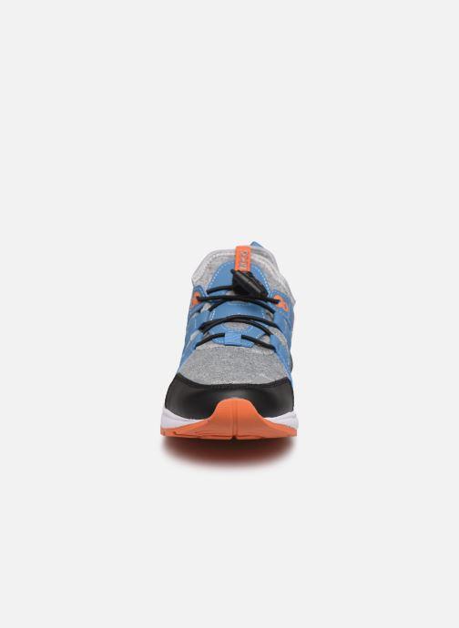 Baskets Kangaroos Ross Kickx - Rooki SL Bleu vue portées chaussures