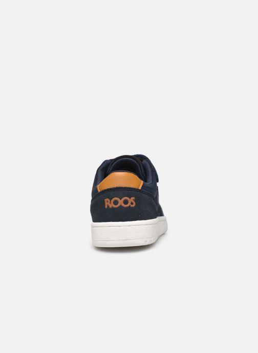 Sneakers Kangaroos Roos Kickx - Easy Azzurro immagine destra
