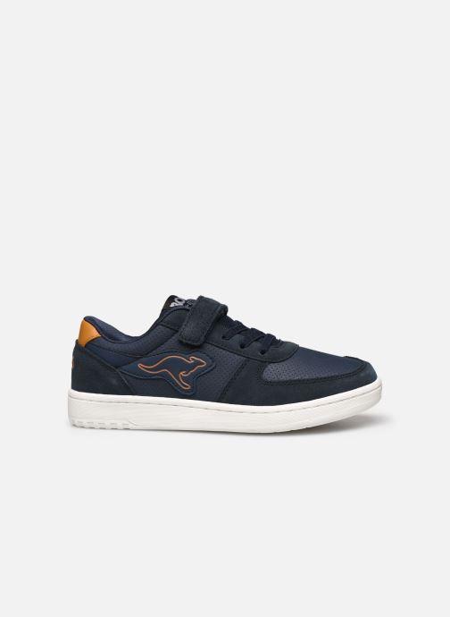 Sneakers Kangaroos Roos Kickx - Easy Azzurro immagine posteriore