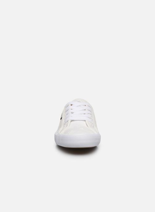 Baskets Pepe jeans Aberlady Angy-20 Blanc vue face