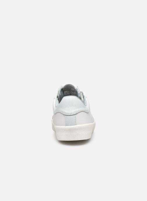 Baskets Pepe jeans Kioto One Blanc vue droite