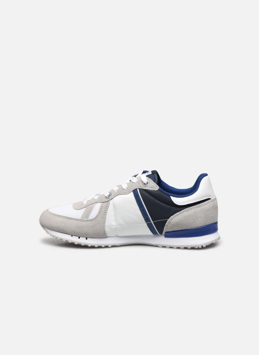 Baskets Pepe jeans Tinker Zero Ath Blanc vue face