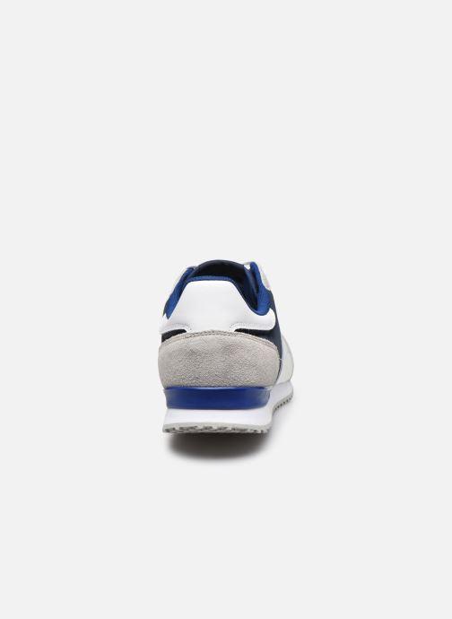 Baskets Pepe jeans Tinker Zero Ath Blanc vue droite